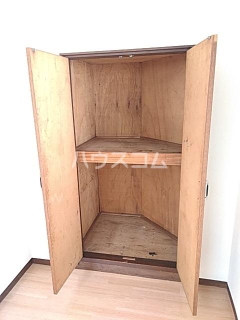難波ハイツ 2F号室の収納