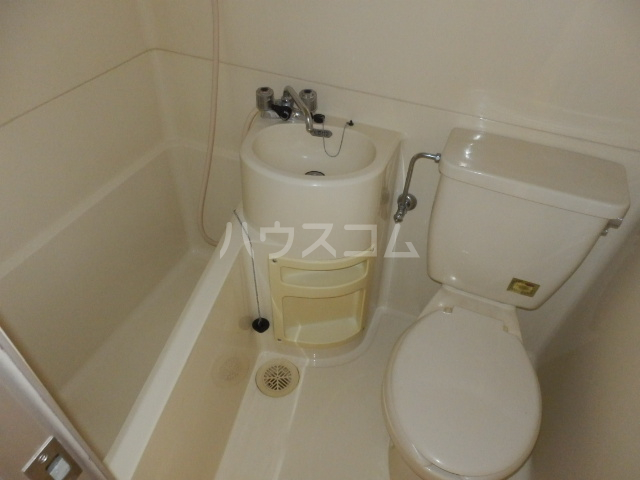 Tテラス明大寺 408号室の風呂