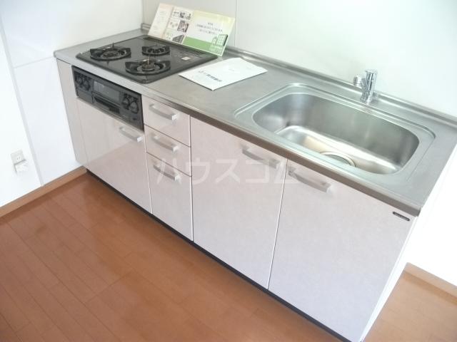 カンサレーション 303号室のキッチン