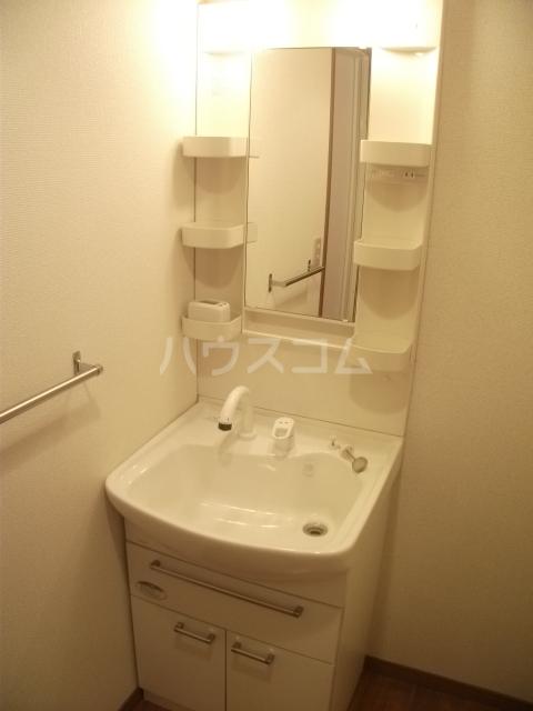 カンサレーション 303号室の洗面所