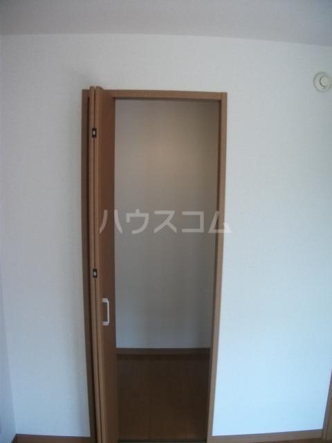 カンサレーション 303号室の収納