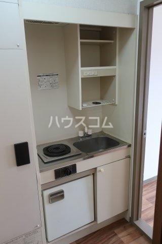 エトワールシミズⅠ 305号室のキッチン