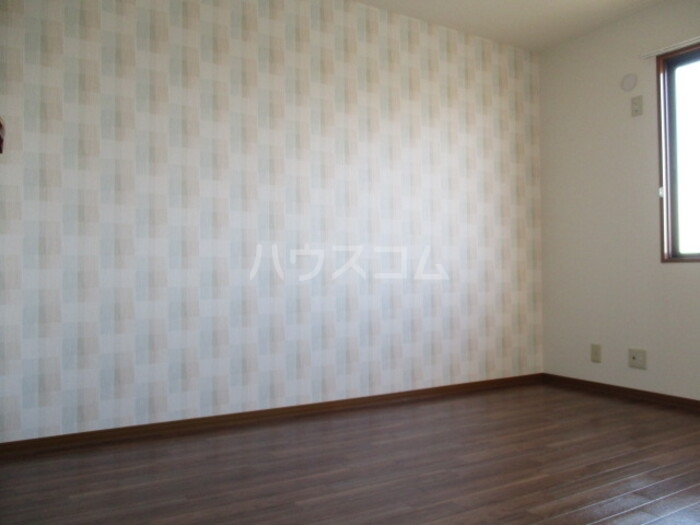 オリーブ A202号室のベッドルーム