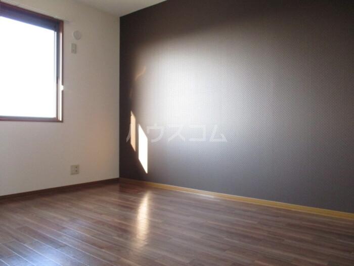 オリーブ A202号室のリビング