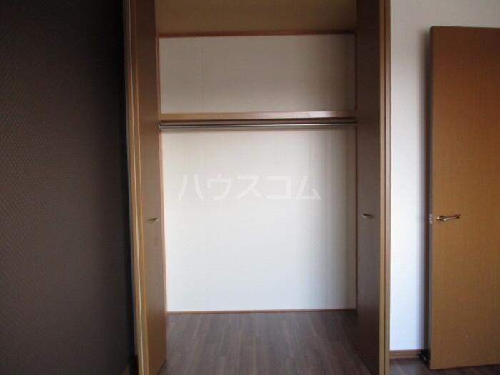 オリーブ A202号室の収納