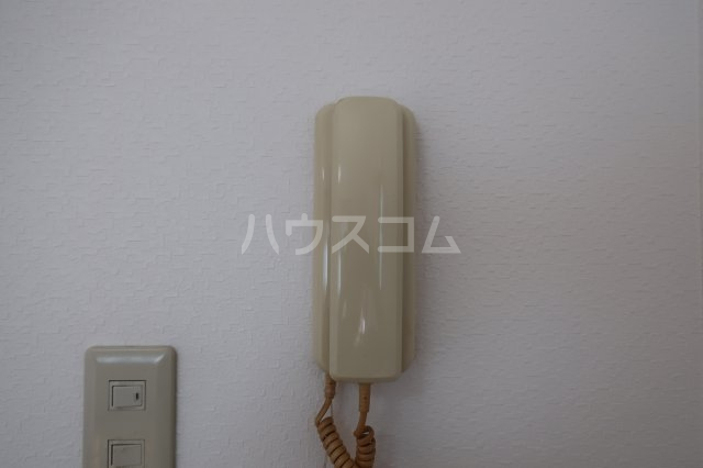 アクセスコートⅥ 2E号室のセキュリティ