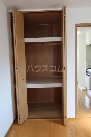 アクセスコートⅥ 2E号室の収納