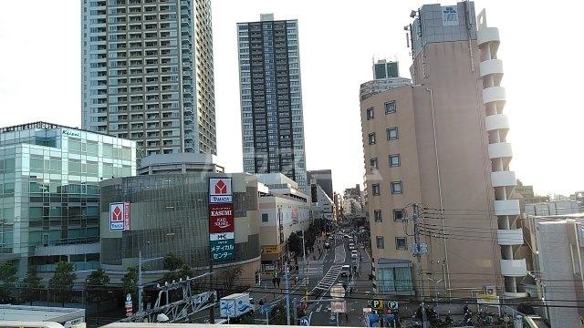 第1山本ビル 4F号室の景色