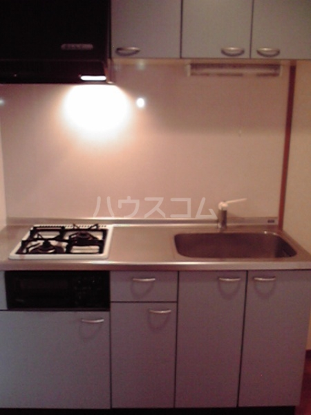 エクセルメゾン諸ノ木 2A号室のキッチン