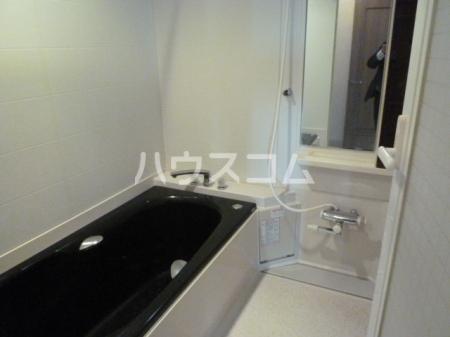 ヒルズ春山 301号室の風呂