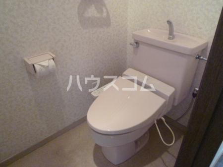ヒルズ春山 301号室のトイレ