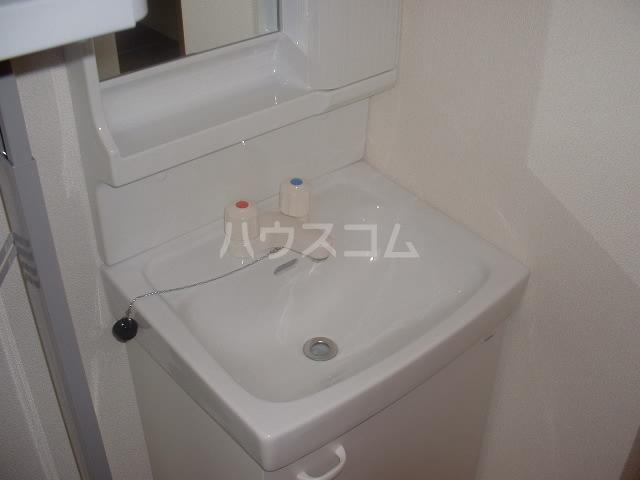 ネオファルコ 101号室の洗面所