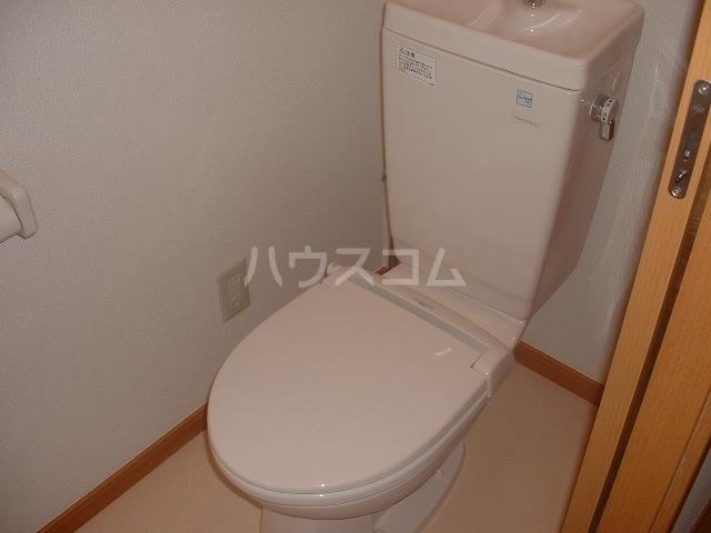 ネオファルコ 101号室のトイレ