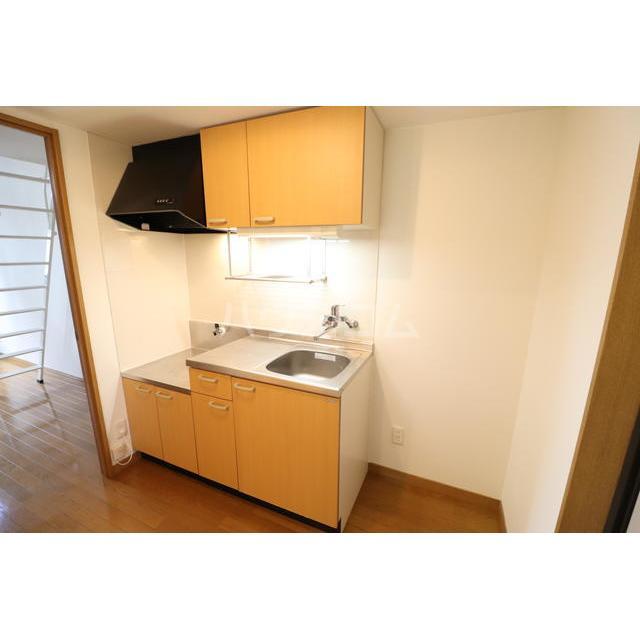メゾンド井尻 105号室のキッチン