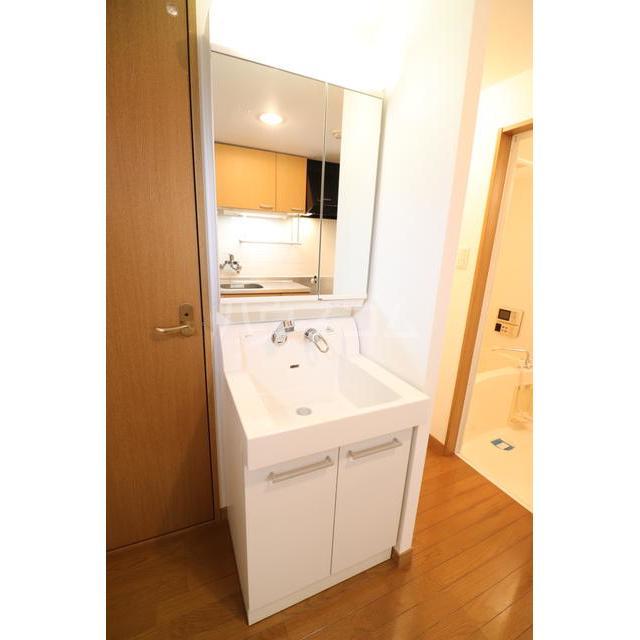 メゾンド井尻 105号室の洗面所
