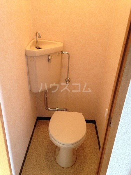 コーポみずたに 206号室のトイレ