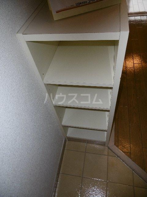ドーム桜山 2H号室の収納