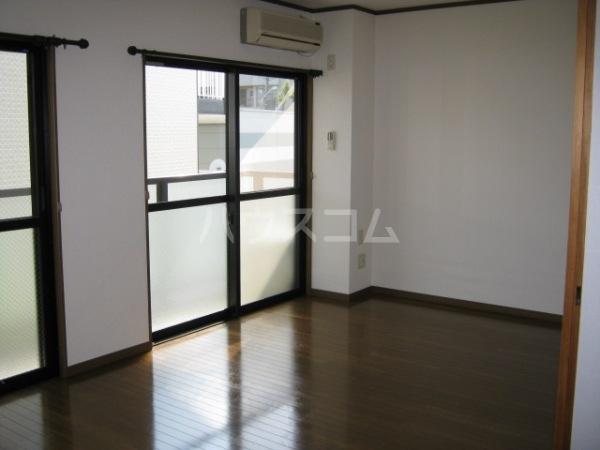 グレースi 202号室のキッチン