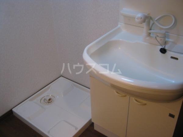 グレースi 202号室の洗面所