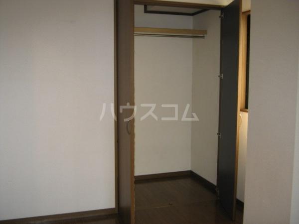 グレースi 202号室の収納