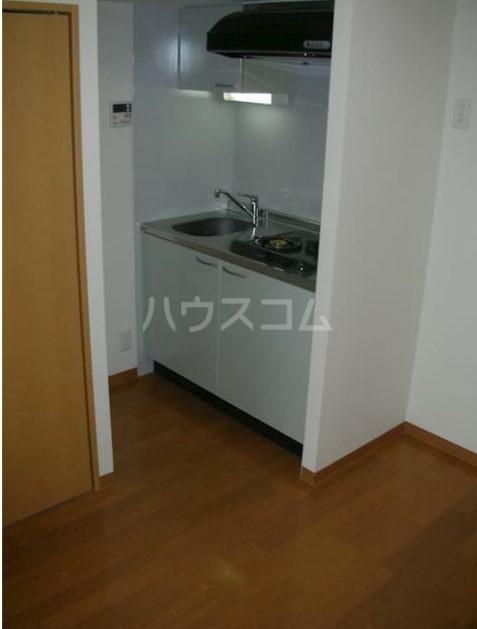 ラグジュアリーガーデン東松戸 508号室のキッチン