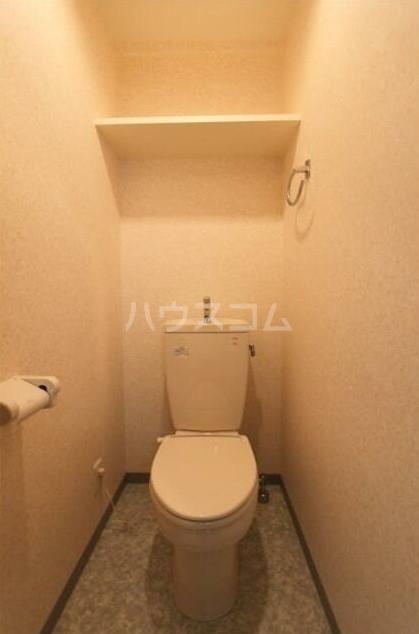 ラグジュアリーガーデン東松戸 508号室のトイレ