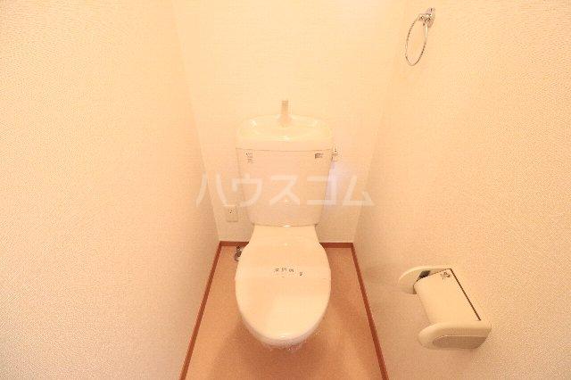メープルヒルズ・ハイブリッジ 101号室のトイレ