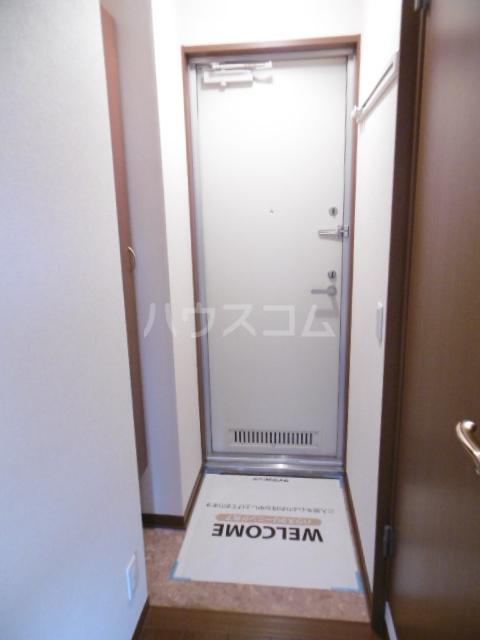 アプローズ馬橋 103号室の玄関