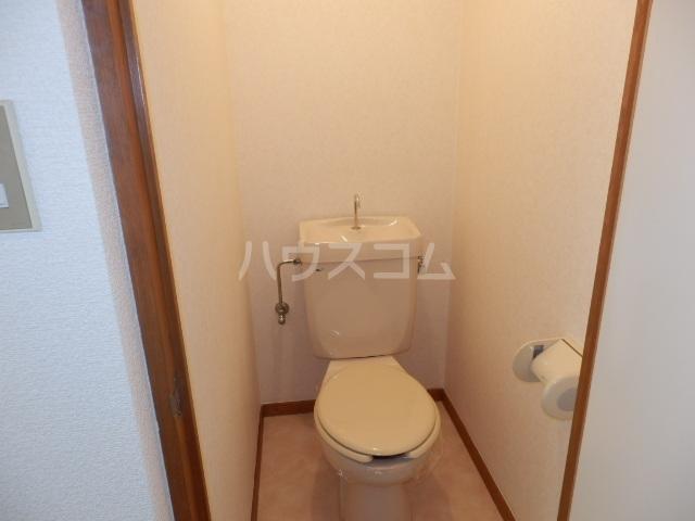 コーポすずき A 102号室のトイレ