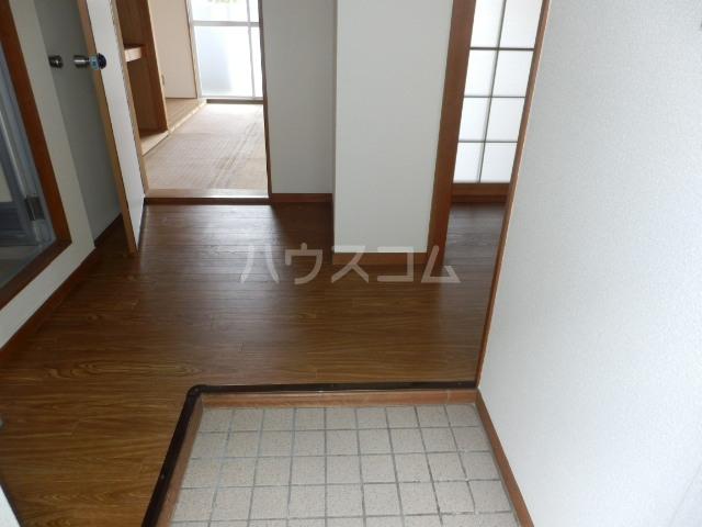 コーポすずき A 102号室の玄関