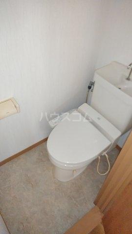 プライムハイツ 102号室のトイレ