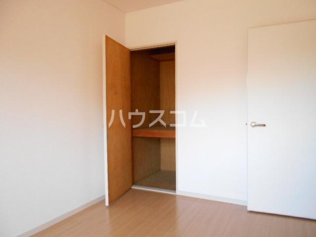 松栄マンション 101号室の収納