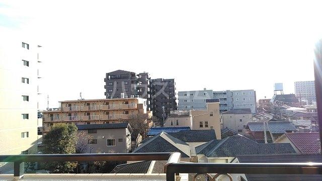 フェリーチェ本八幡 407号室の景色