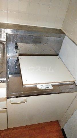フェリーチェ本八幡 407号室のキッチン