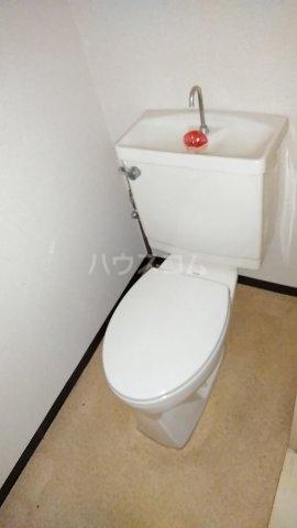 フェリーチェ本八幡 407号室のトイレ