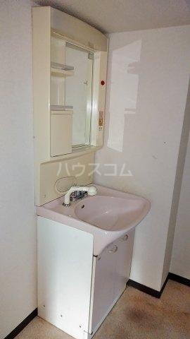 フェリーチェ本八幡 407号室の洗面所