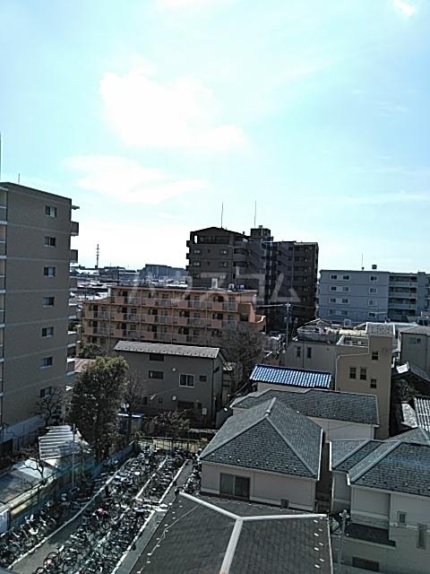 フェリーチェ本八幡 605号室の景色