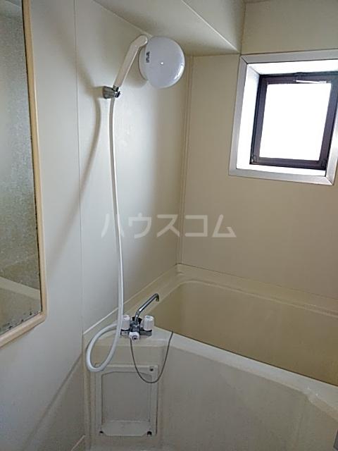 フェリーチェ本八幡 605号室の風呂
