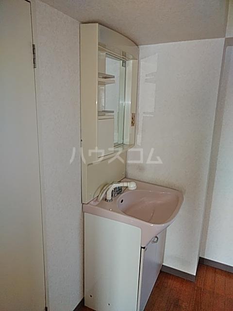 フェリーチェ本八幡 605号室の洗面所