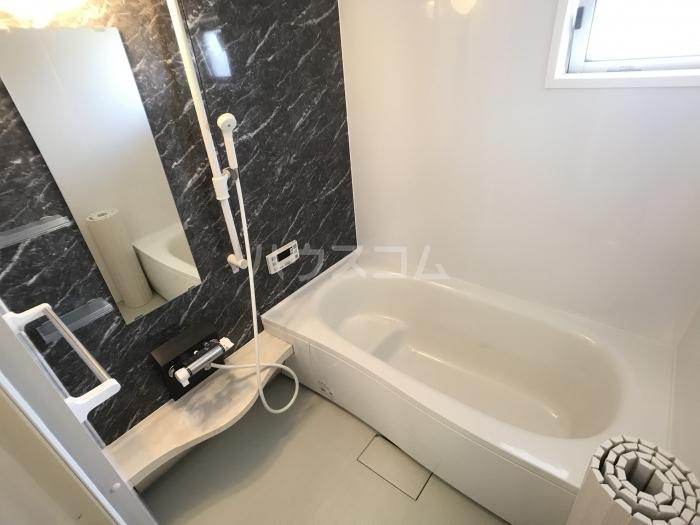 コンフィアンスーフェールD 201号室の風呂