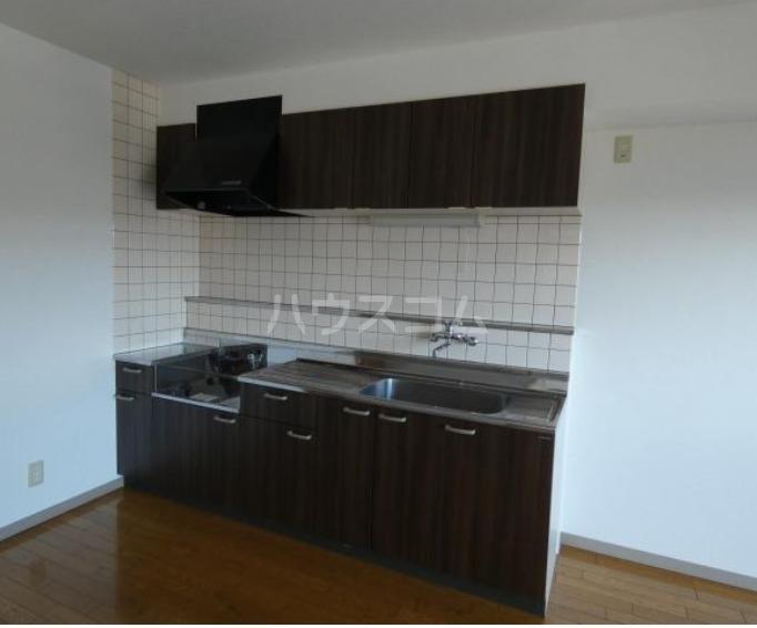 アビタシオン 205号室のキッチン