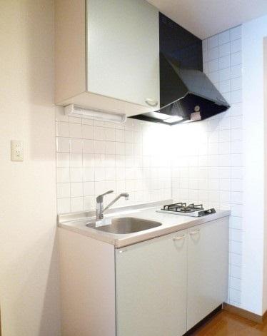 メゾンパークスⅡ 302号室のキッチン