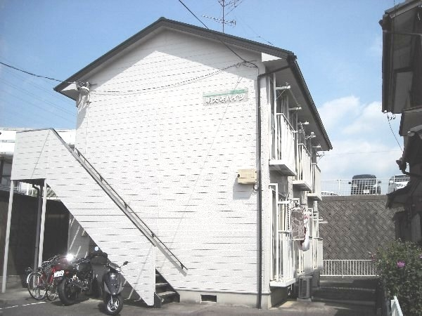 明大寺ハイツ 202号室の外観