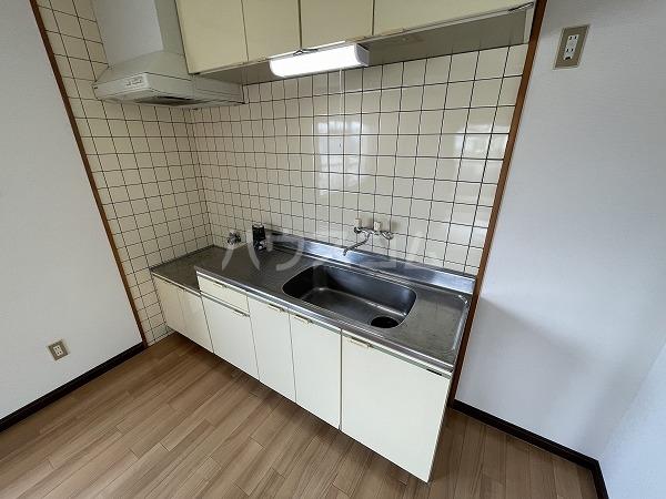 ヴィラ88 4-A号室のキッチン