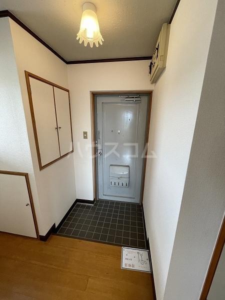 ヴィラ88 4-A号室の玄関