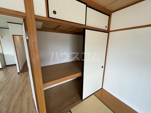 ヴィラ88 4-A号室の収納