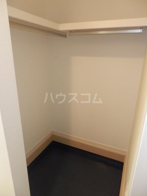 ビートル 201号室の収納