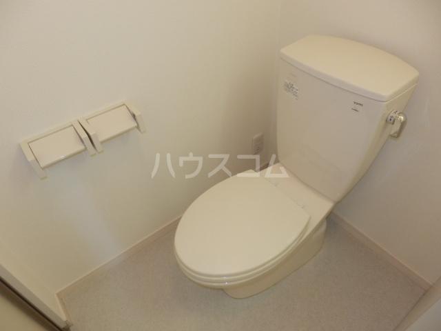 ビートル 201号室のトイレ