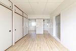 ビレッジハウス仁木 2-110号室のベッドルーム