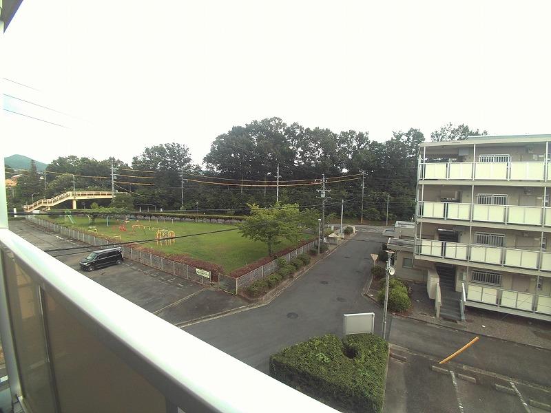 ビレッジハウス仁木 2-110号室の景色